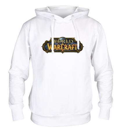 Толстовка с капюшоном World of Warcraft
