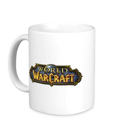 Керамическая кружка World of Warcraft