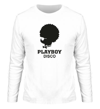 Мужской лонгслив PlayBoy Disco