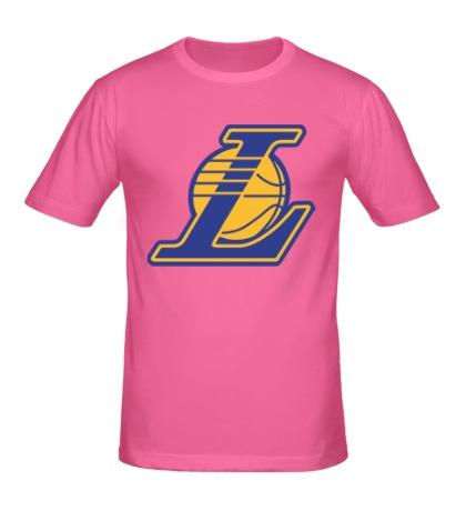 Мужская футболка Los Angeles Lakers