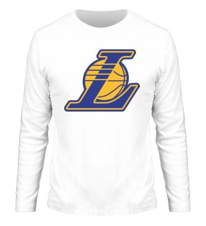 Мужской лонгслив Los Angeles Lakers