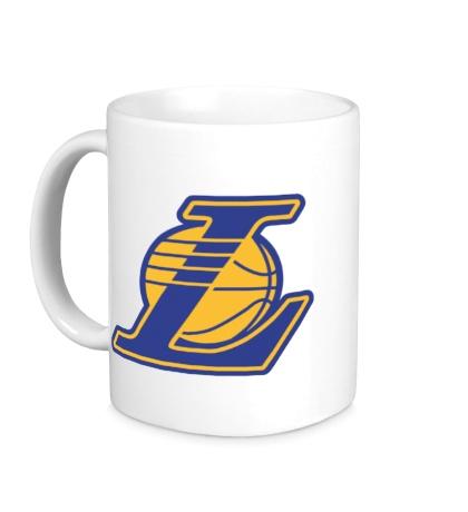 Керамическая кружка Los Angeles Lakers