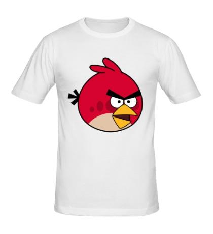 Мужская футболка Angry Birds: Red Bird