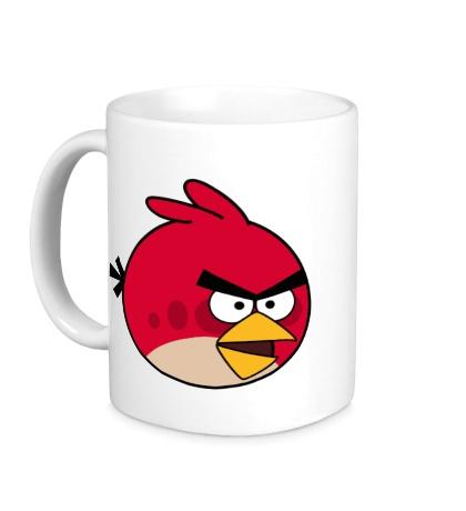 Керамическая кружка Angry Birds: Red Bird