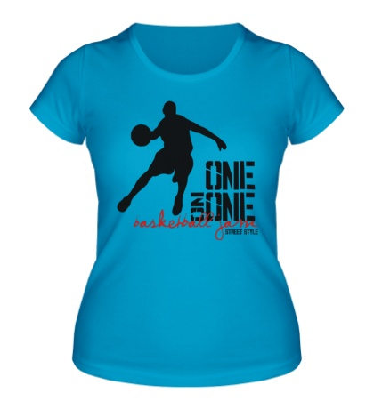 Женская футболка Basketball Street Style