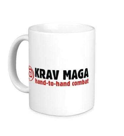 Керамическая кружка Krav Maga Combat