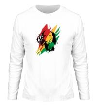 Мужской лонгслив Bob Marley: Africa Unite