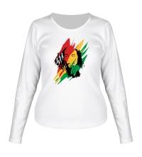 Женский лонгслив Bob Marley: Africa Unite