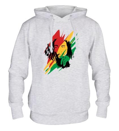Толстовка с капюшоном Bob Marley: Africa Unite