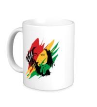 Керамическая кружка Bob Marley: Africa Unite