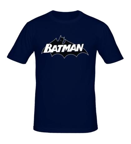 Мужская футболка Batman true