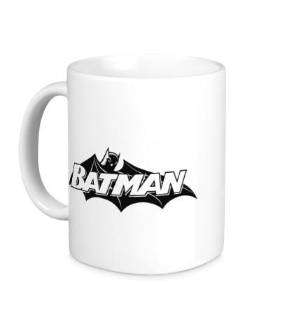 Керамическая кружка Batman true