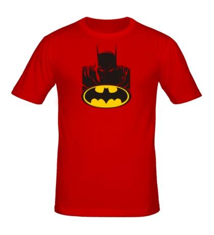 Мужская футболка Batman Vision