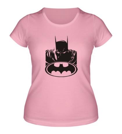 Женская футболка Batman Vision