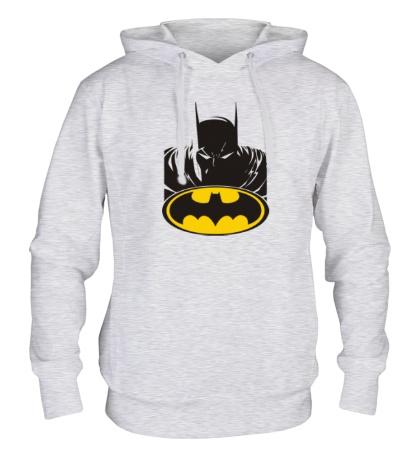 Толстовка с капюшоном Batman Vision