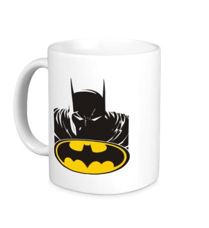 Керамическая кружка Batman Vision