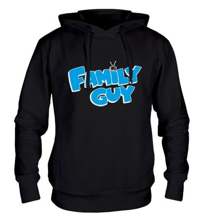 Толстовка с капюшоном Family Guy