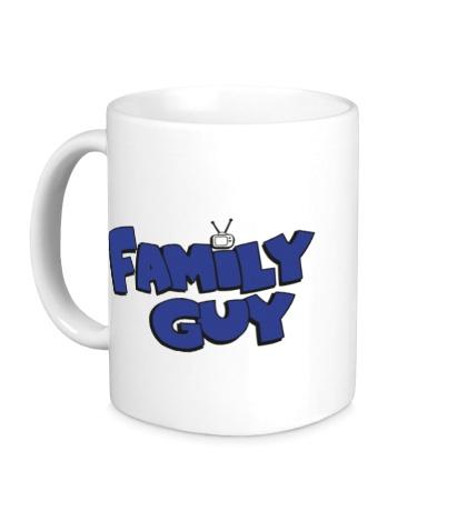 Керамическая кружка Family Guy