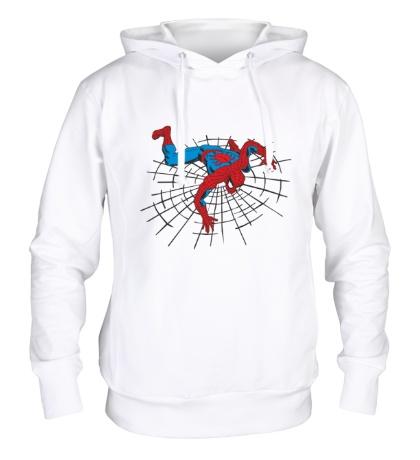 Толстовка с капюшоном Spiderweb