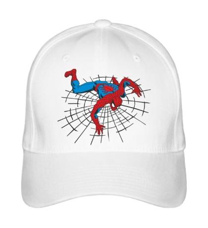 Бейсболка Spiderweb