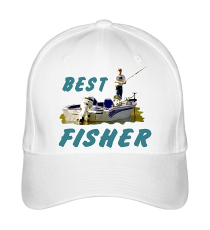 Бейсболка Best Fisher