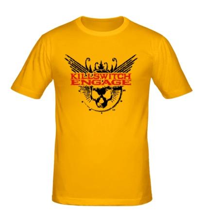 Мужская футболка Killswitch Engage