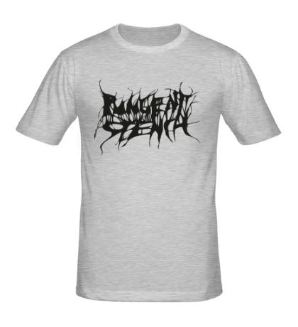 Мужская футболка Pungent Stench