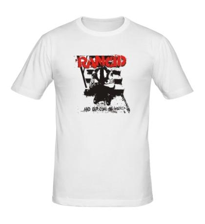 Мужская футболка Rancid