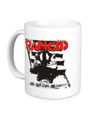 Керамическая кружка Rancid