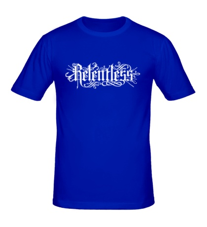 Мужская футболка Relentless