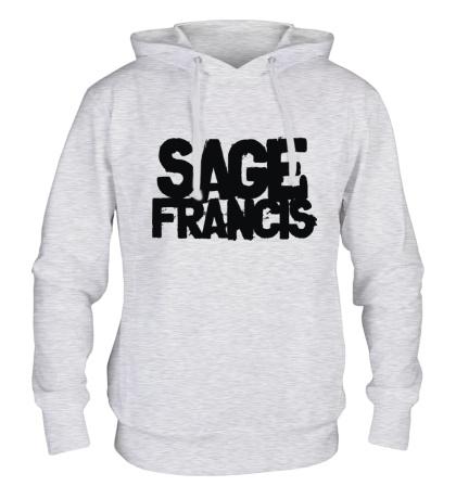 Толстовка с капюшоном Sage Francis