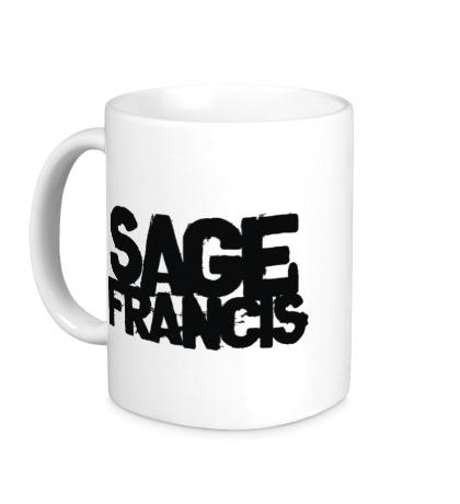 Керамическая кружка Sage Francis