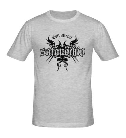 Мужская футболка Satanochio