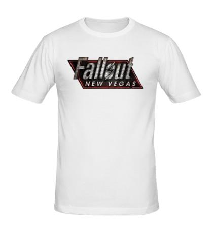 Мужская футболка Fallout: New Vegas