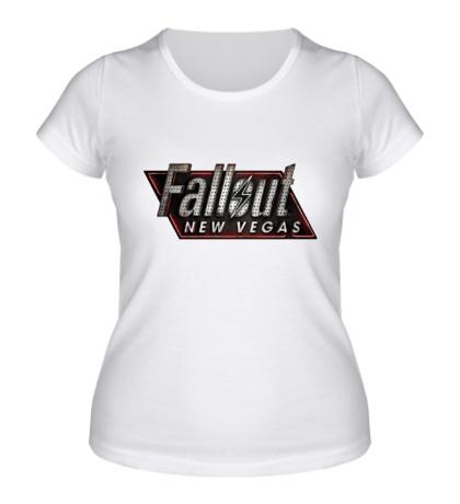 Женская футболка Fallout: New Vegas
