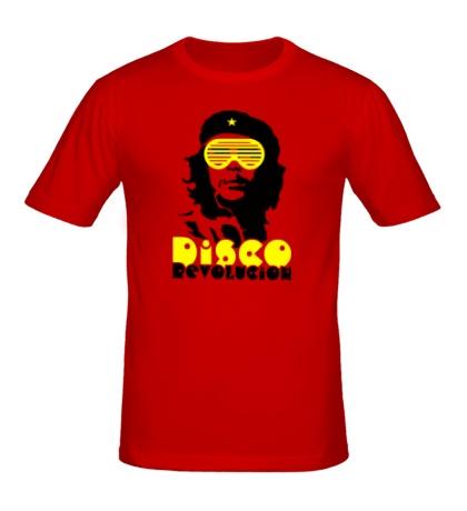 Мужская футболка Disco Revolucion