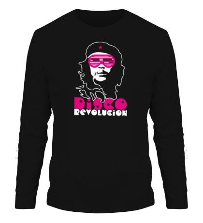Мужской лонгслив Disco Revolucion