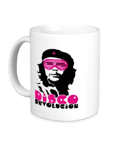 Керамическая кружка Disco Revolucion
