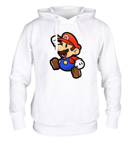 Толстовка с капюшоном Mario