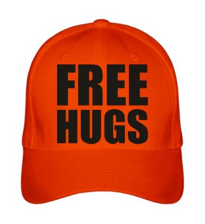 Бейсболка Free hugs