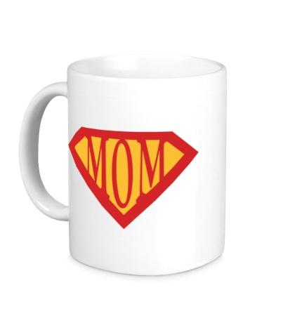 Керамическая кружка Supermom