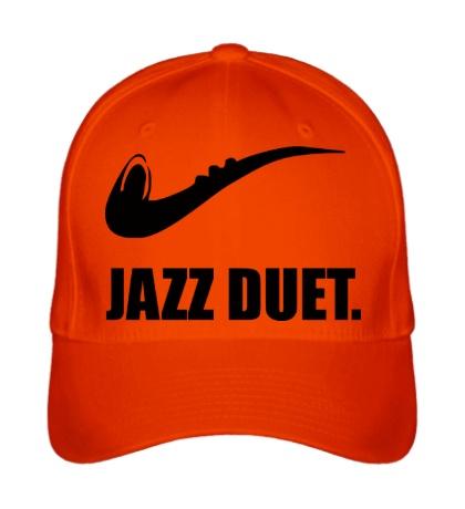 Бейсболка Jazz duet