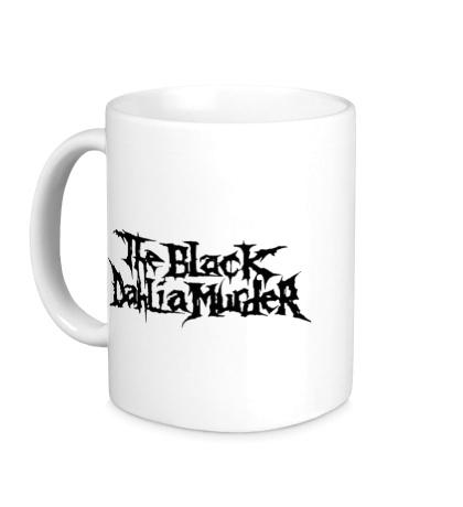 Керамическая кружка The Black Dahlia Murder