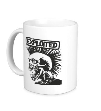 Керамическая кружка The Exploited