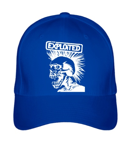 Бейсболка The Exploited