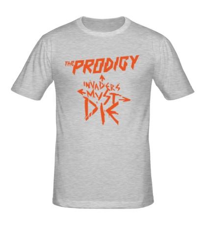 Мужская футболка The Prodigy Must Die