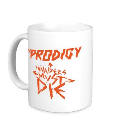 Керамическая кружка The Prodigy Must Die