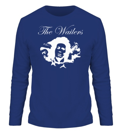 Мужской лонгслив The Wailers