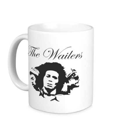 Керамическая кружка The Wailers