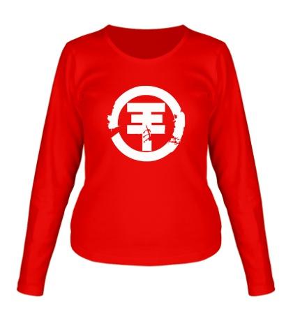 Женский лонгслив Tokio Hotel Symbol